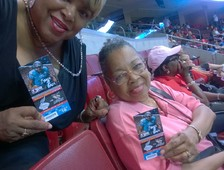 Brenda at Soul Game