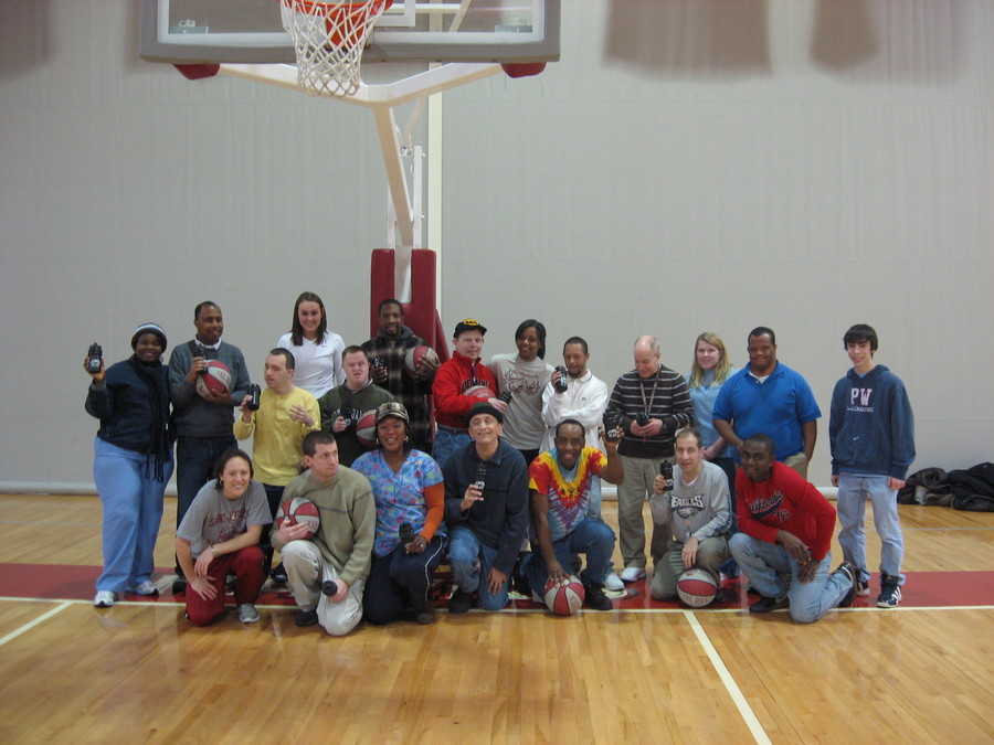 Basketball Clinic at St. Joe's University