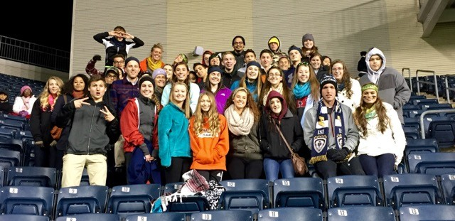 Army Navy Soccer Cup at PPL Park