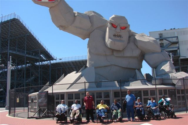 Behide the Scenes tour of the Monster Mile, Dover Speedway